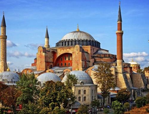 Da museo a moschea: Perché Santa Sofia ha importanza.