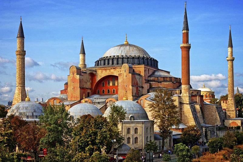 Santa Sofia, Istambul