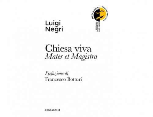 "Mons. LUIGI NEGRI – ""Chiesa viva. Mater et Magistra"" – Libro"