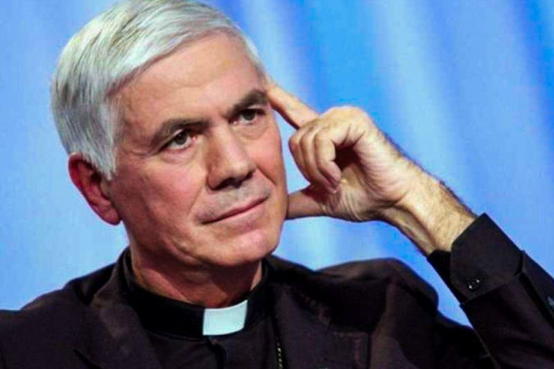 Mons. Giovanni D'Ercole, vescovo