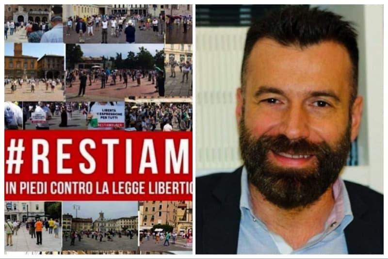Alessandro Zan - #Restiamoliberi