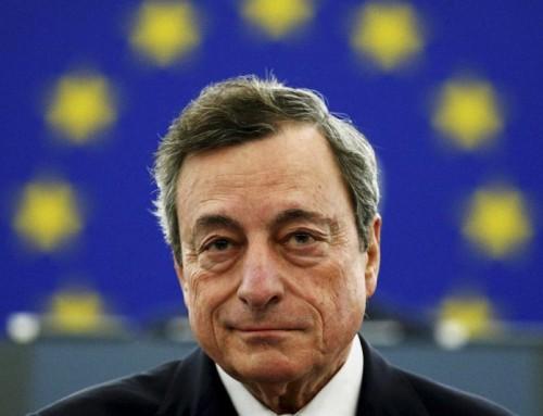 Mario Draghi ed i gesuiti