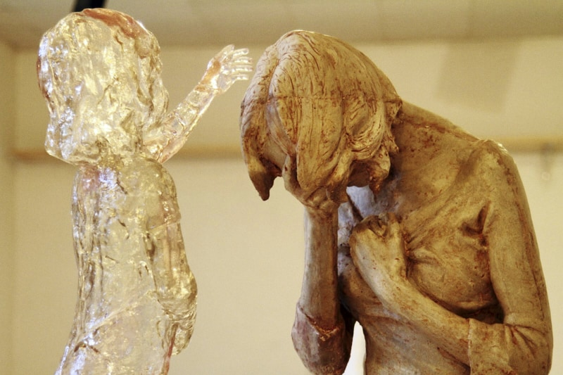Monumento al bambino mai nato aborto