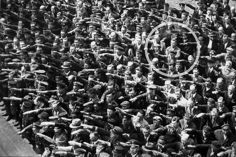 Nazismo e Black Lives Matter