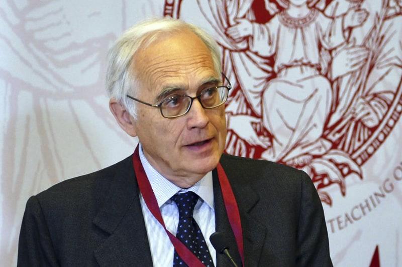 Prof. Roberto De Mattei, storico della Chiesa