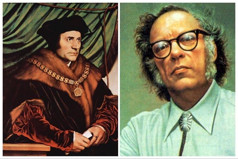 San-Tommaso-Moro-e-Isaac-Asimov