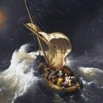 """""""Oggi si ha paura del vento forte del potere del mondo e di Satana e si affonda nel dubbio e nell'infedeltà"""""""