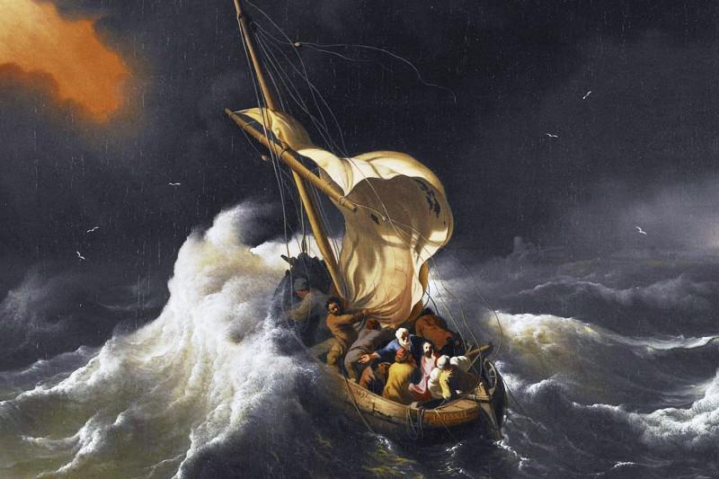 barca di pietro