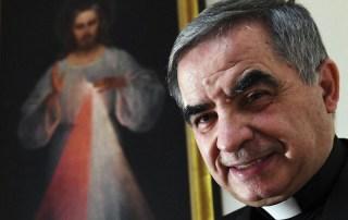 Becciu Angelo, cardinale