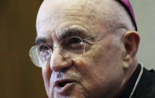 Carlo Maria Vigano, arcivescovo