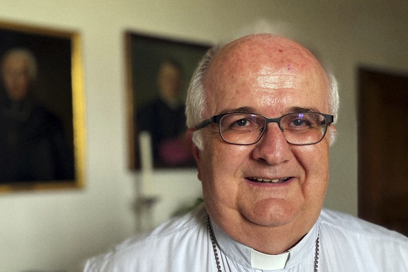 Denis Theurillat vescovo