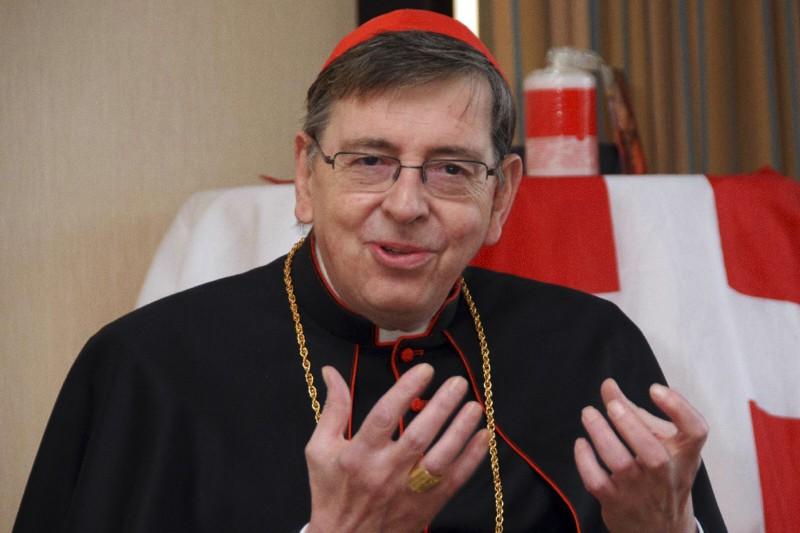 Kurt Koch, Cardinale