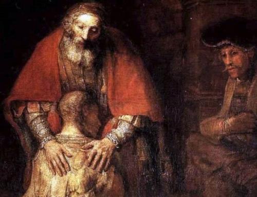 """Chi intende il """"perdono"""" come """"condono"""" è come un medico che fa finta che il malato non abbia nessuna patologia e non lo cura."""