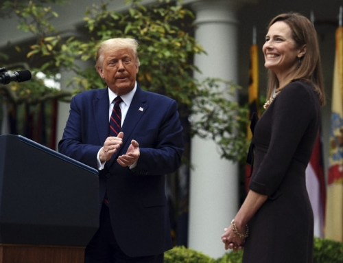 Trump nomina Amy Coney Barrett alla Corte Suprema