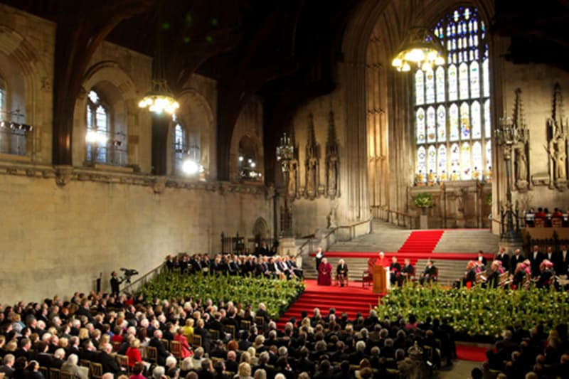 Westminster-Hall-e-Papa-Benedietto-XVI-Photo-AFP-