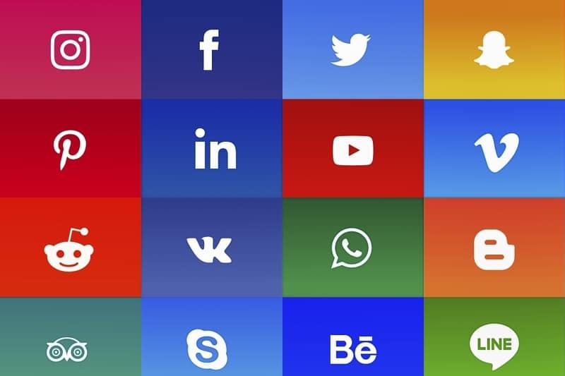 simboli-social-media