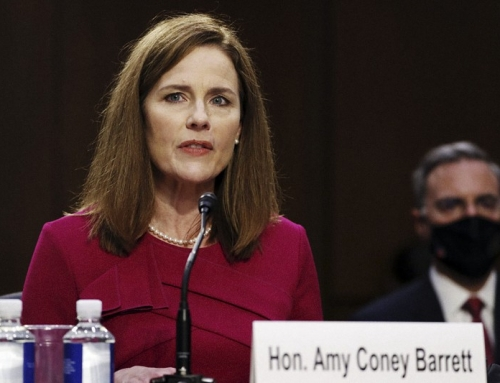 Biden e Ginsburg hanno usato il termine 'preferenza sessuale', ma solo Barrett è stata attaccata