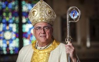 Mons. Joseph Naumann, Presidente della commissione per la vita della Conferenza Episcopale USA