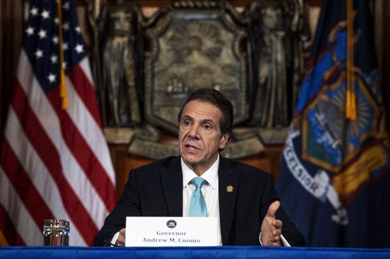 Andrew M. Cuomo, Governatore dello stato di New York (USA)