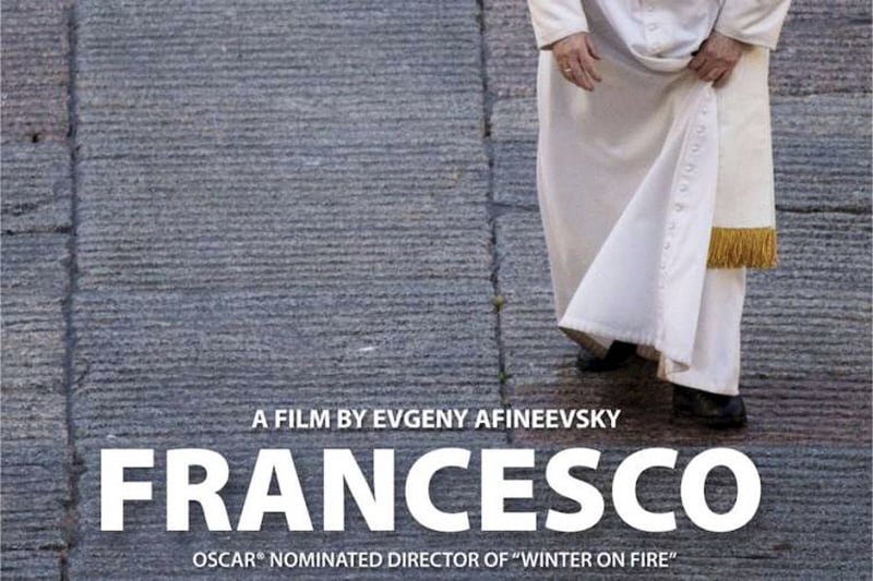 """Francesco"" , documentario su Papa Francesco"