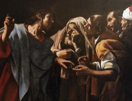 """""""La casa terrena di Dio non si regge se chi deve viverci e chi deve governarla mette Cesare al posto di Dio"""""""