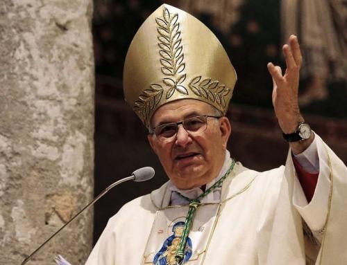 L'arcivescovo Giampaolo Crepaldi parla della fratellanza secondo verità