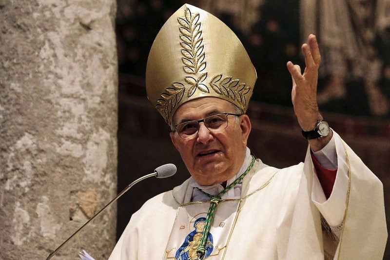 Mons. Giampaolo Crepaldi vescovo di Trieste