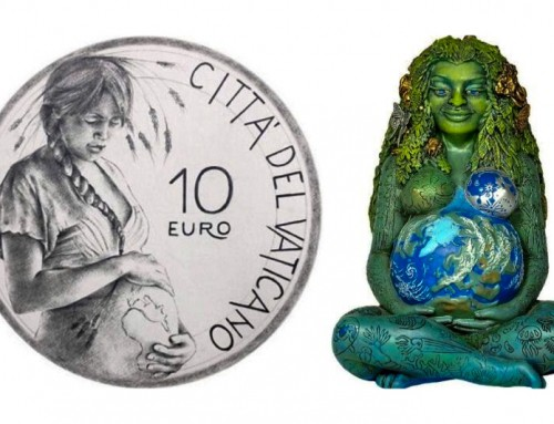 La Zecca vaticana conia la moneta della Madre Terra