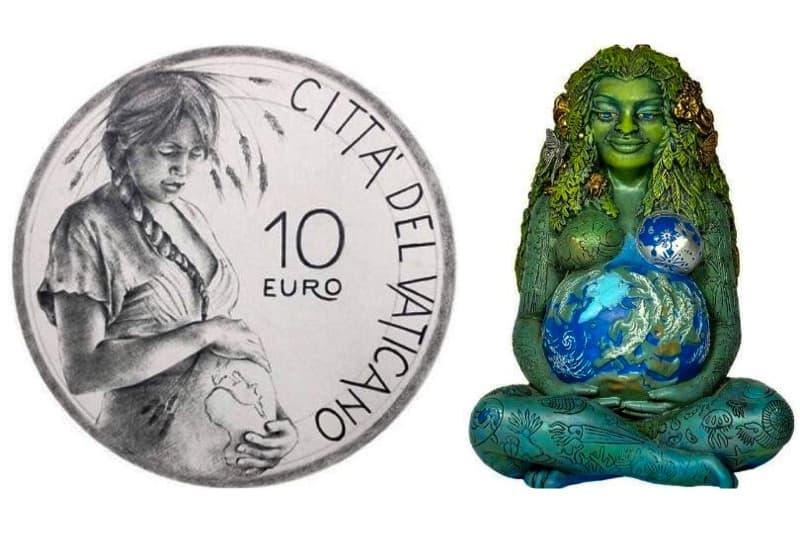 Moneta-vaticana-sulla-Madre-Terra