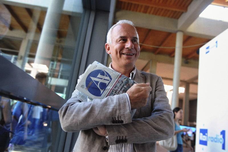 Marco Tarquinio, direttore di Avvenire