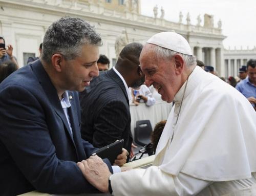 """Padre Murray: """"I commenti di Papa Francesco [sulle unioni civili] sono un flagrante tradimento della missione del successore di San Pietro"""""""
