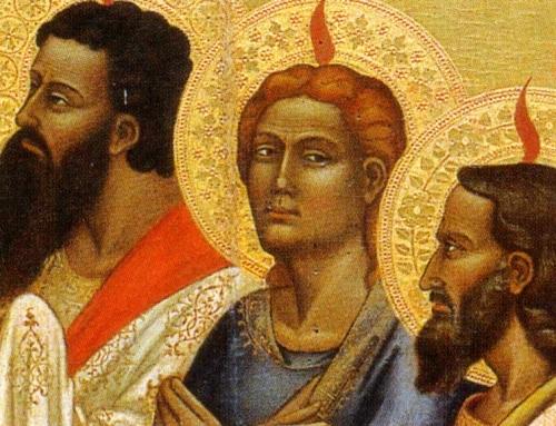 L'abito nuziale. I santi sacramenti, la santificazione dell'anima.