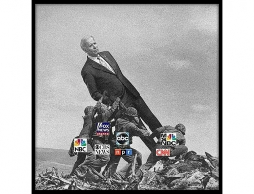 L'immensa pressione psicologica a favore di Biden sull'opinione pubblica mondiale