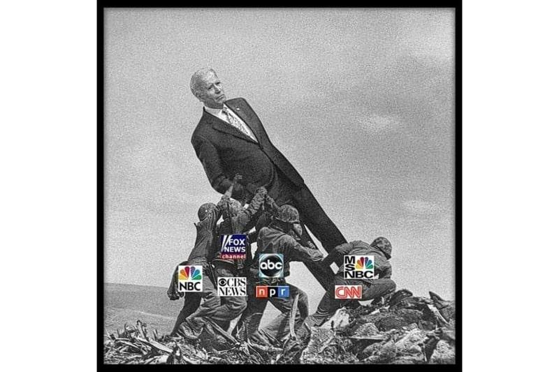 Biden-innalzato-dai-media