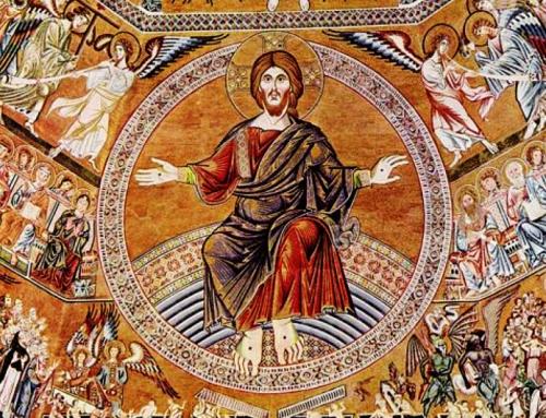Atto di consacrazione del genere umano a Cristo Re