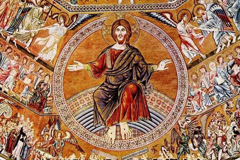 Cristo Re dell'universo