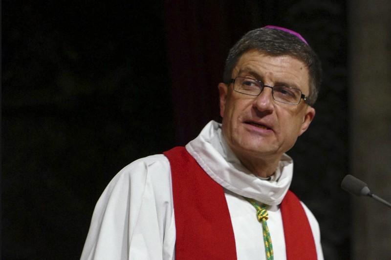 Eric de Moulins Beaufort Arcivescovo di Reims, e presidente della Conferenza Episcopale di Francia