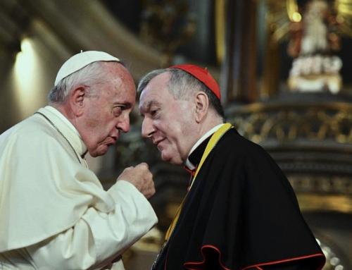 La Segreteria di Stato del Vaticano chiarisce il contesto delle affermazioni di Papa Francesco sulle unioni civili omosessuali