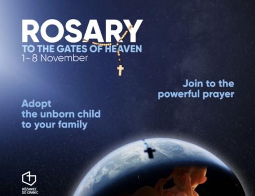 Dalla Polonia la proposta di un rosario globale per la sacralità della Vita