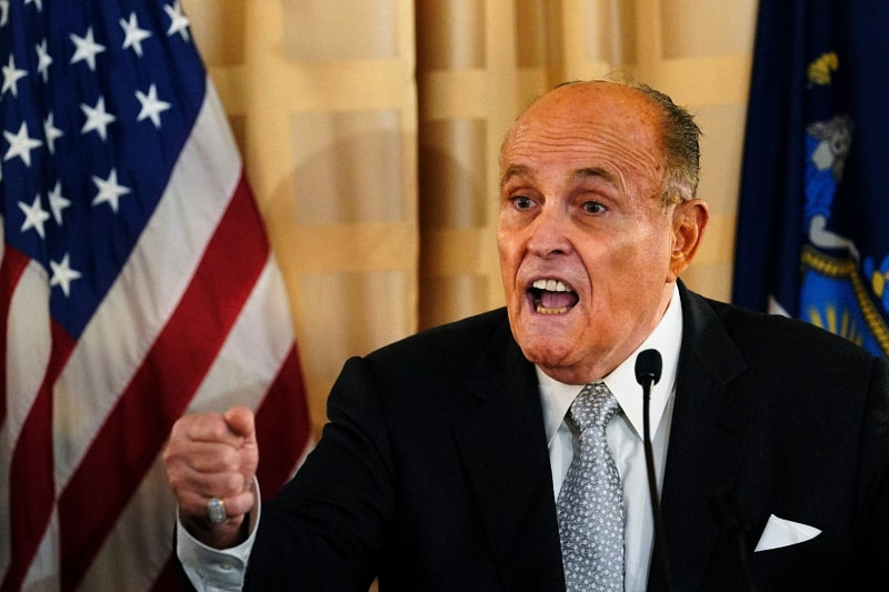 Rudy Giuliani (Kathy Willens/AP Photo)