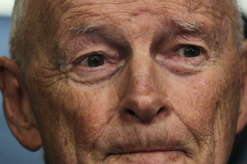 Theodore McCarrick (foto Getty Images)