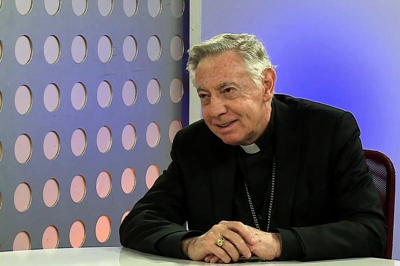 Arcivescovo Hector Aguer