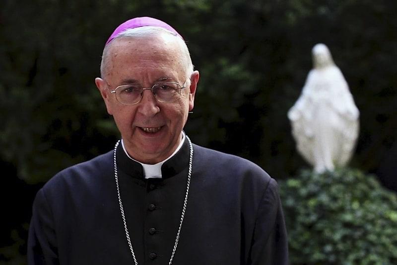 Mons. Stanislaw Gadecki, arcivescovo di Poznań