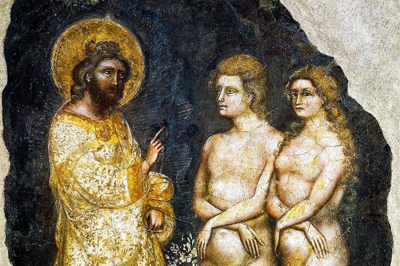 maschio e femmina Dio