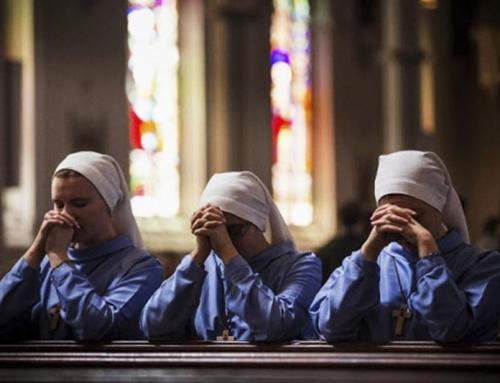 Suore cattoliche in Cina molestate dal regime comunista