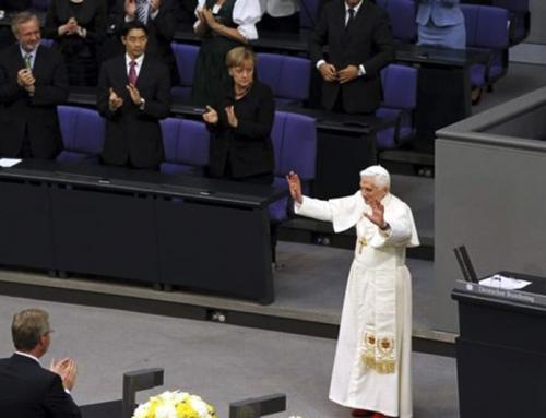 L'Occidente in Benedetto XVI. Conferenza di Stefano Fontana