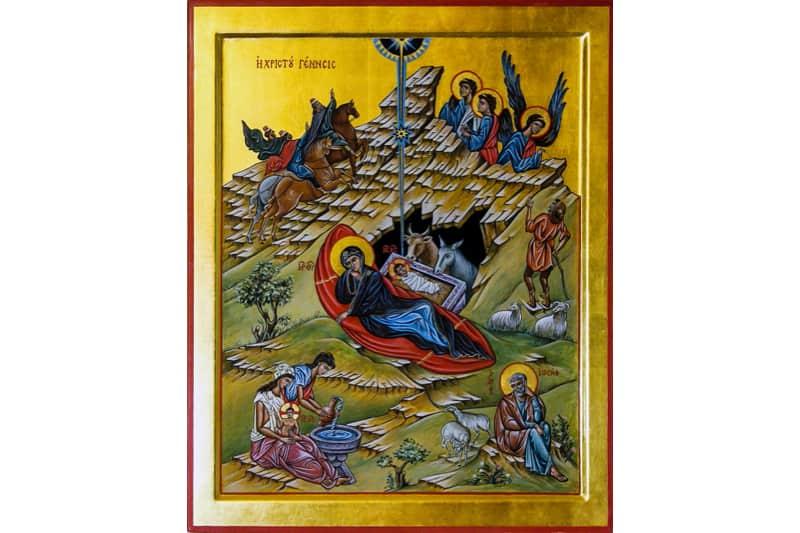 Enrico Benedetti-Nativita di Gesù Cristo