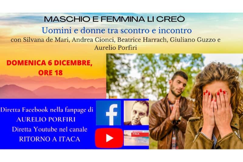 Locandina incontro Porfiri 06 12 2020