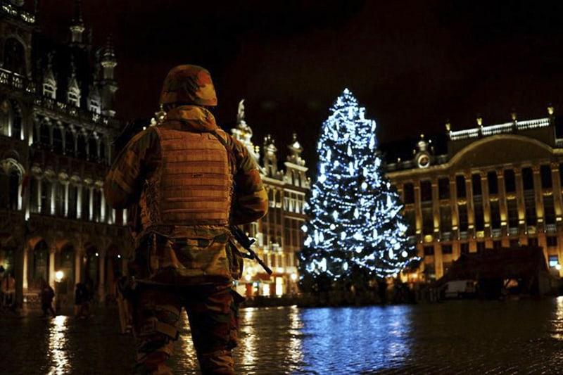 Natale sotto assedio