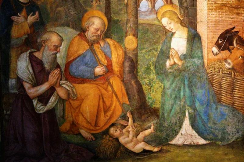 Natività, Pinturicchio